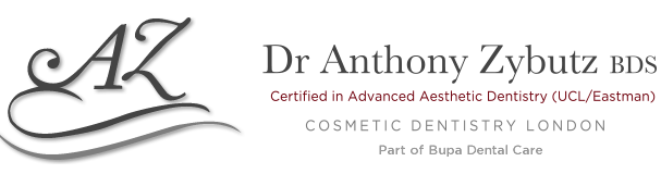 Dr Anthony Zybutz Cosmetic Dentistry London